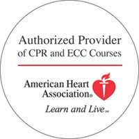American Heart Association authorized class provider