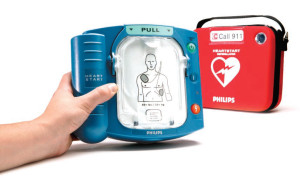 we sell Phillips Heartstart AEDs in Massachusetts
