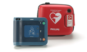 Philips HeartStart FRx AED certified dealer MA